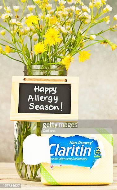 Happy Allergy Season!