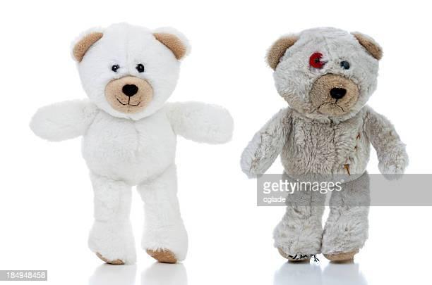 Felice e triste Bears