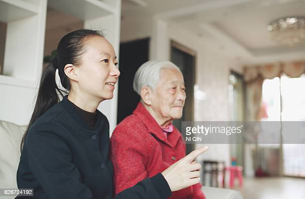 Glückliche asiatischen Familie