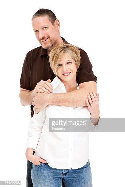 Happy Attractive Mature Couple