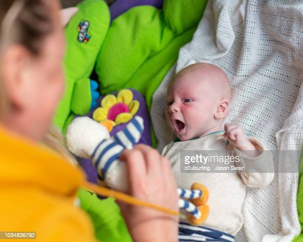 happy baby - s0ulsurfing stock pictures, royalty-free photos & images