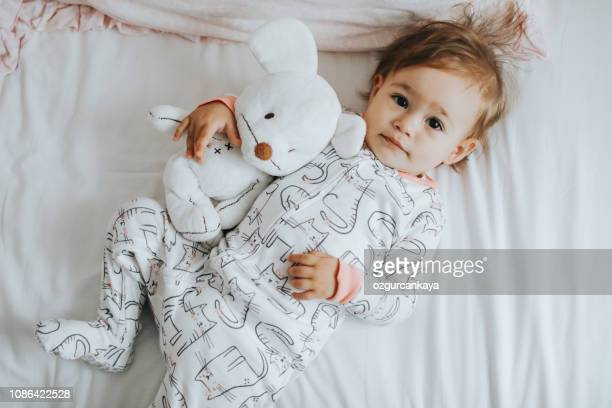 happy baby - infant bodysuit stock pictures, royalty-free photos & images