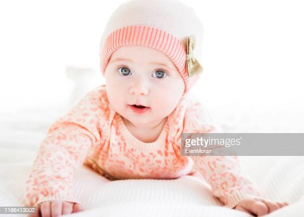 happy baby - pureza imagens e fotografias de stock