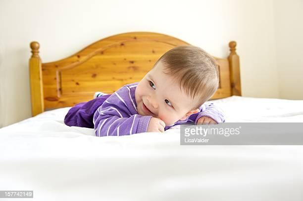 Heureux bébé