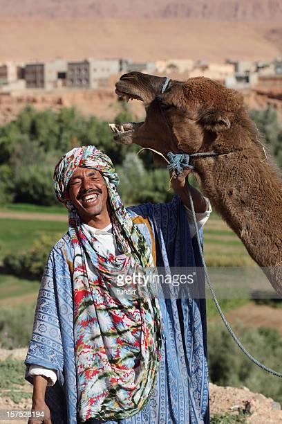 marocain sourire - homme marocain photos et images de collection
