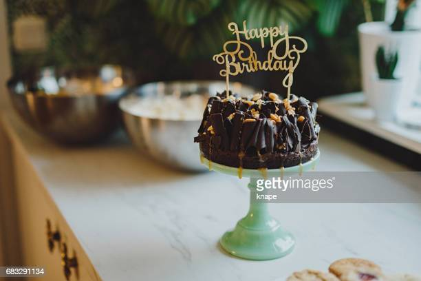 Birthday Cake Stock Photos And Pictures