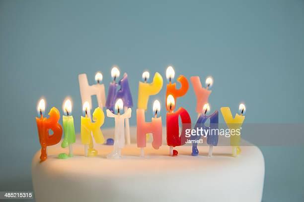 Happy anniversaire gâteau
