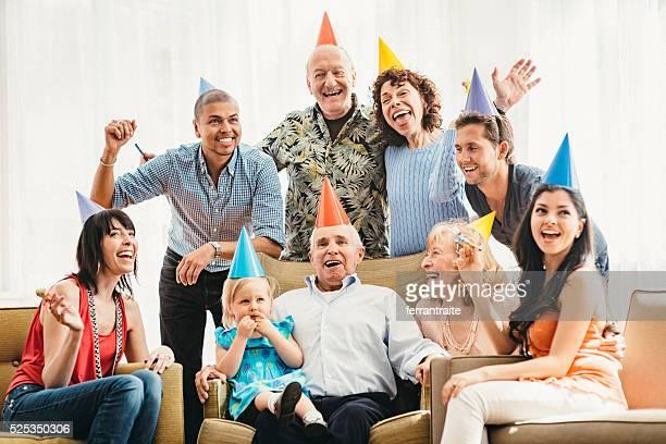Feliz cumpleaños gran Grandpa.