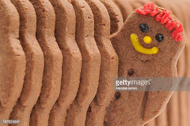 happy biscuit - individuality stock photos and pictures