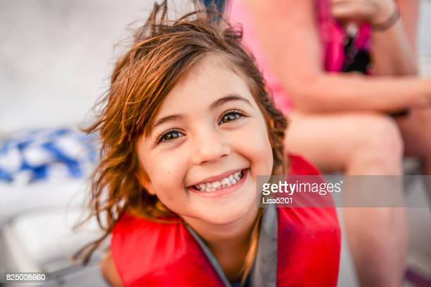 Happy Boat Kid