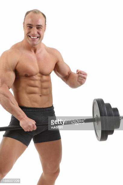 ハッピー bodybuilder