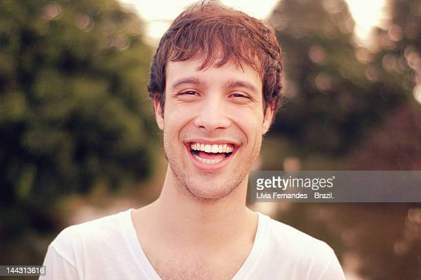 happy boy - brazilian men stock photos and pictures