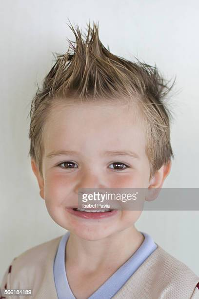 285 Little Boys Mohawk Hairstyles Photos And Premium High Res Pictures Getty Images