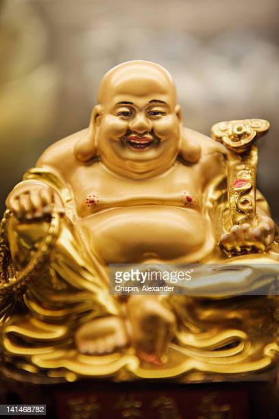 Happy Buddha, statue