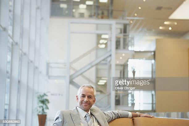 happy businessman - oliver eltinger stock-fotos und bilder