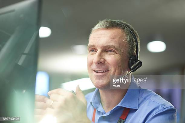 happy call centre