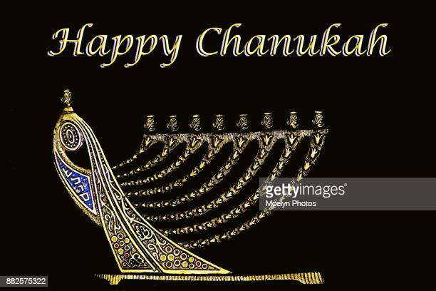 happy chanukah - hanukkah stock pictures, royalty-free photos & images