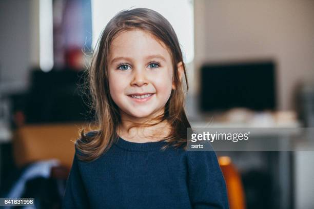 Happy Child Portrait
