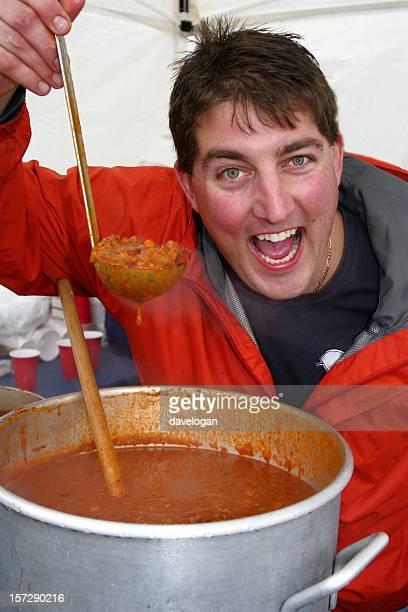 Happy Chili Cookoff Winner
