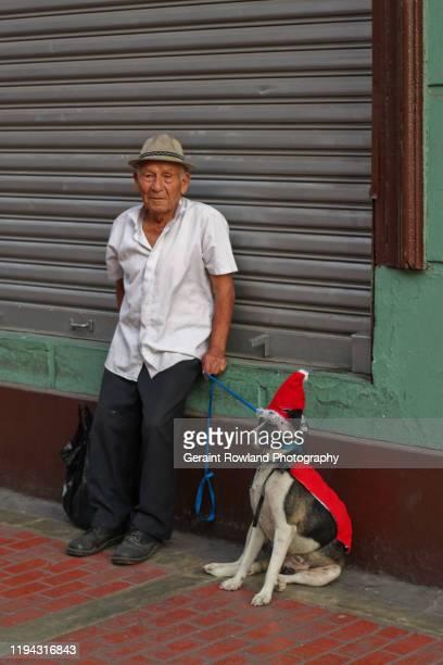happy christmas/feliz navidad! - feliz navidad stock photos and pictures