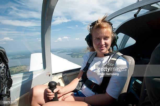 Happy co-pilot