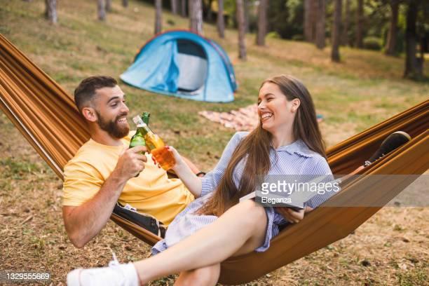 Camping swinger