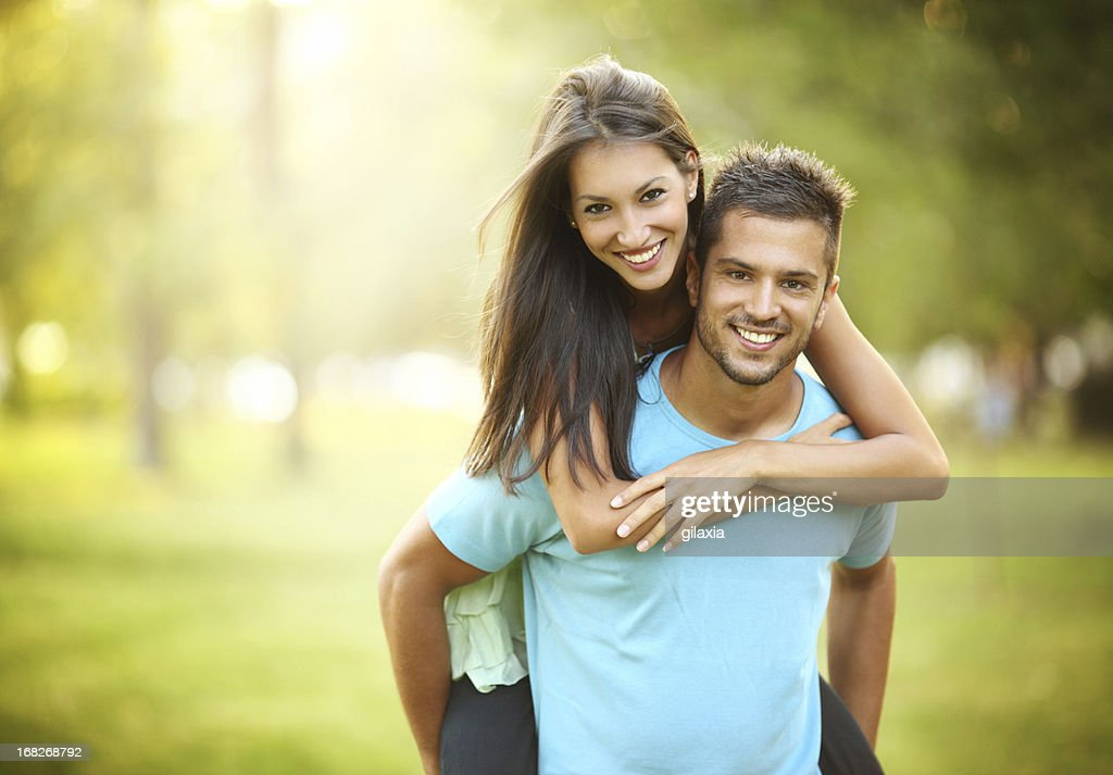 Young couple pictures