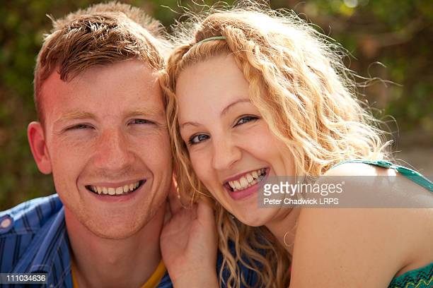 happy couple - greater manchester stock pictures, royalty-free photos & images