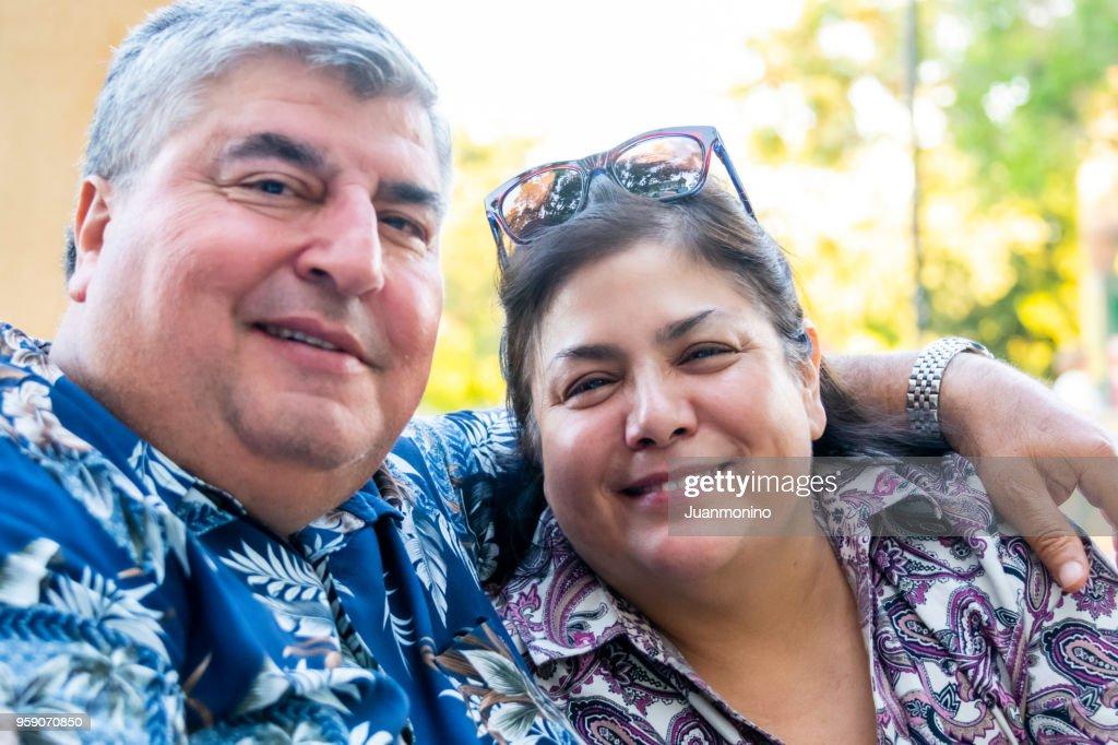 Happy couple : Stock Photo