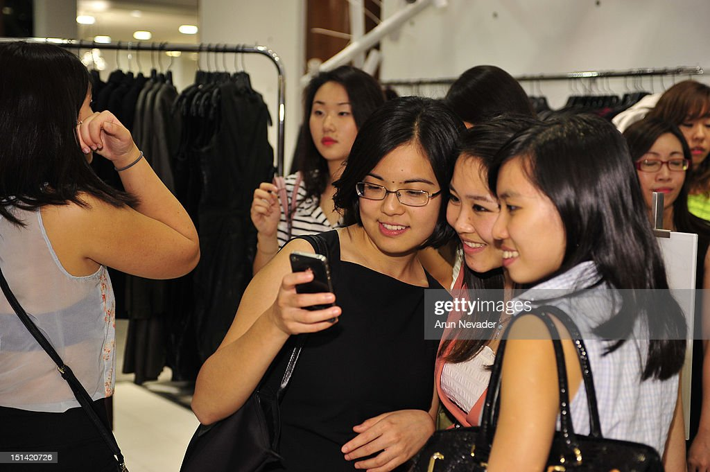 Fashion's Night Out At SAKS Fifth Avenue : News Photo
