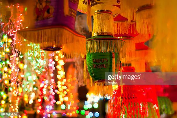 Happy Diwali Lanterns