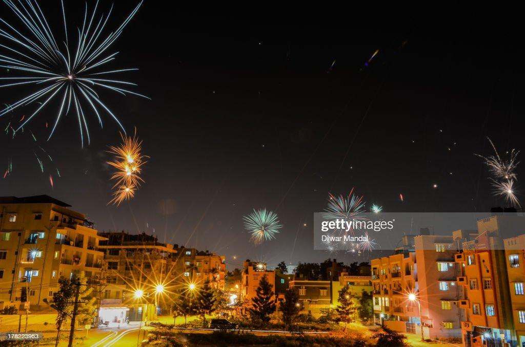 Happy Diwali : Stockfoto
