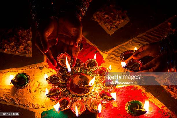 happy diwali to you - diwali stock pictures, royalty-free photos & images