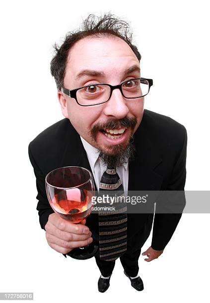 Happy Drinker