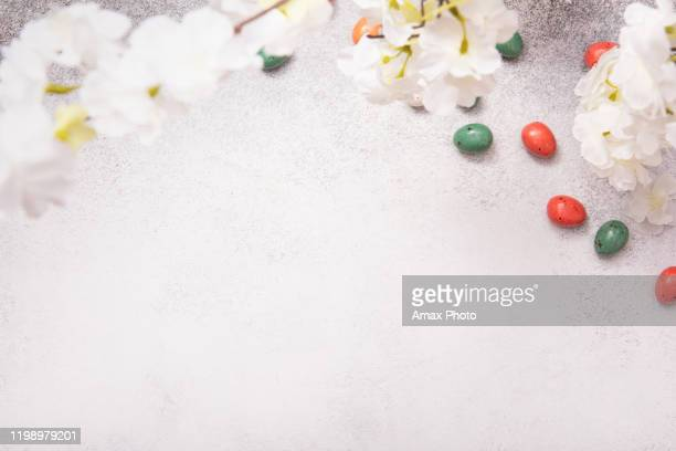 happy easter collection set. easter golden eggs - easter religious background stock pictures, royalty-free photos & images