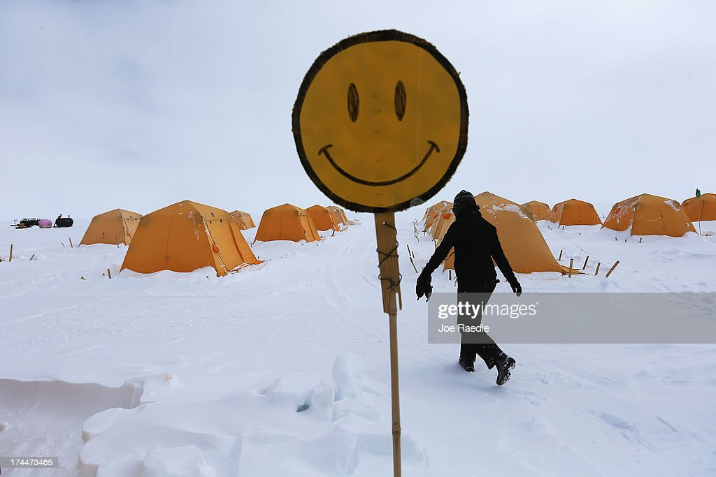 Greenland:  A Laboratory For The Symptoms Of Global Warming : News Photo