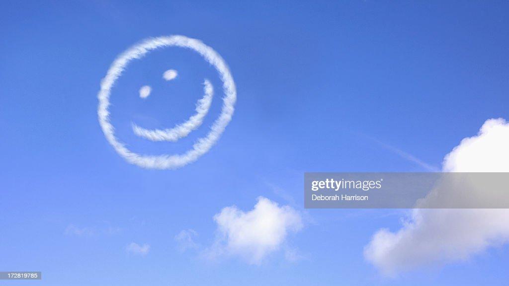 Happy face : Stock Photo