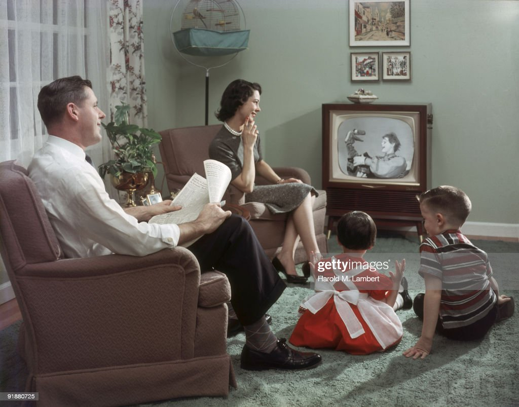 TV Time Together : News Photo
