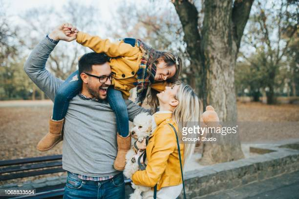 happy family - family stock pictures, royalty-free photos & images