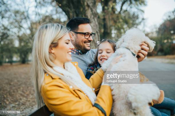 happy family - family with one child stock pictures, royalty-free photos & images