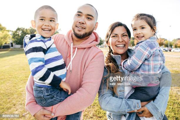 happy family - emigration and immigration stock pictures, royalty-free photos & images