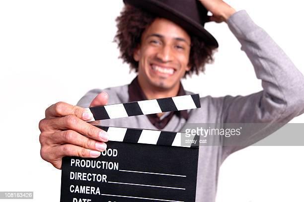 Heureux garçon de film
