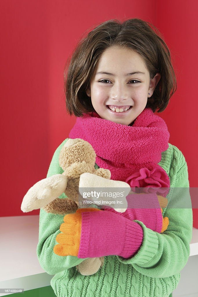 Happy girl : Stock Photo