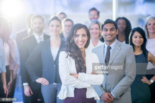 happy group of office workers - business person stock pictures, royalty-free photos & images