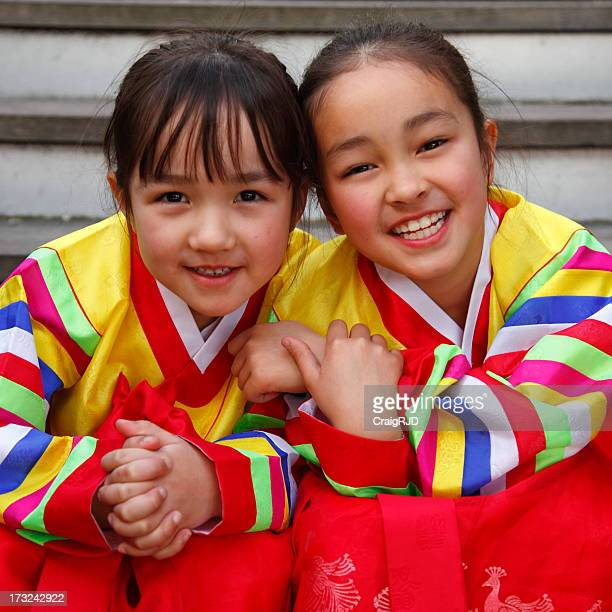 Happy Hanbok