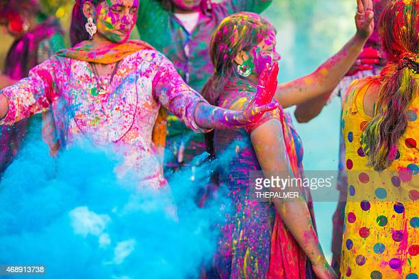 happy holi - holi stock pictures, royalty-free photos & images