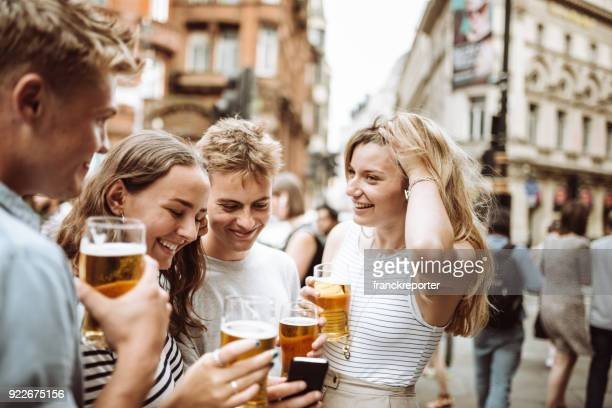happy hour in london - south east england stock pictures, royalty-free photos & images
