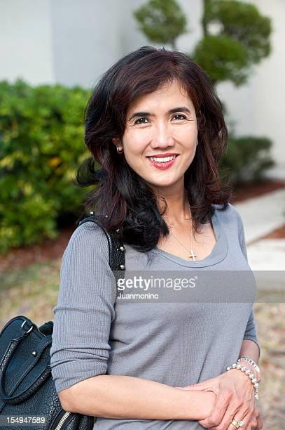 ハッピーな主婦 - シンガポール文化 ストックフォトと画像