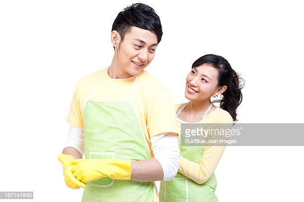 Happy housework time