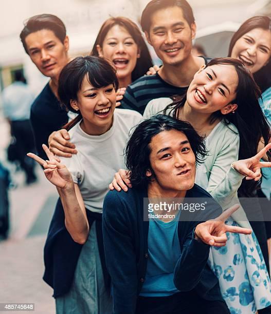 日本のご友人とハッピーアワー